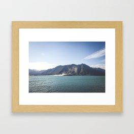 Kluane Framed Art Print
