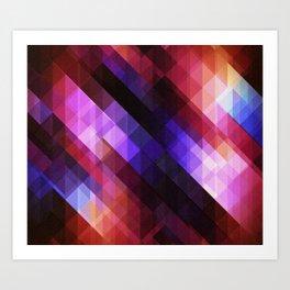 Pattern 11 Art Print