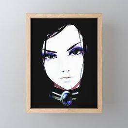 Lil Framed Mini Art Print