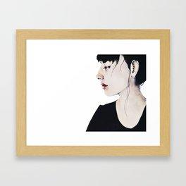 Pierced Framed Art Print