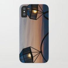 Rings Slim Case iPhone X