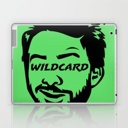 Wildcard Charlie Laptop & iPad Skin