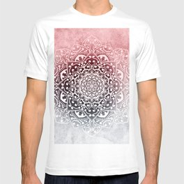 HYGGE WINTER VIBES MANDALA T-shirt