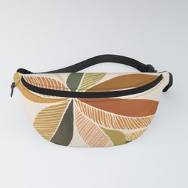Autumn Japanese Maple / Botanical Design Fanny Pack