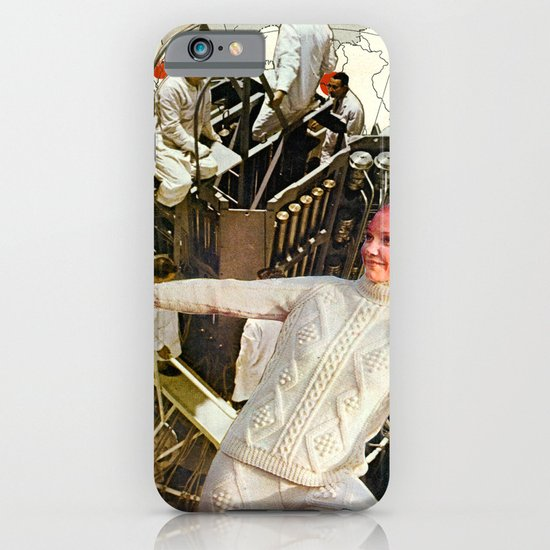 Knit Power iPhone & iPod Case