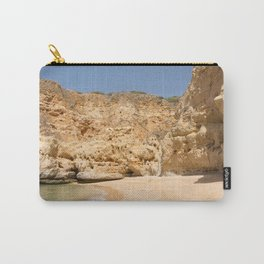Paradise Beach Portugal Carry-All Pouch