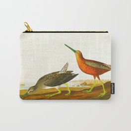 Red-breasted Snipe Bird Carry-All Pouch