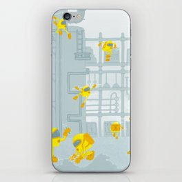 Smoldering Catalyst iPhone Skin