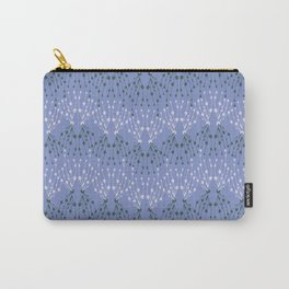 Isabella in Periwinkle Carry-All Pouch