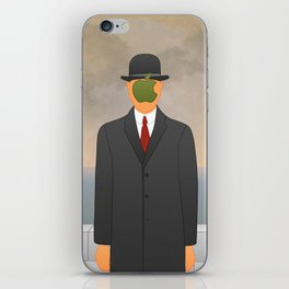 Magritte x Apple iPhone Skin