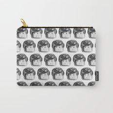 Minifigure Pattern Carry-All Pouch