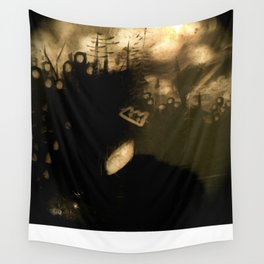 Overture II Wall Tapestry