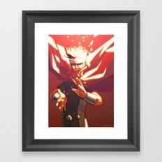 william03 Framed Art Print