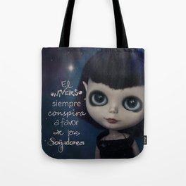 Soñadores Tote Bag