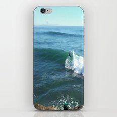 kelly slater iPhone & iPod Skin