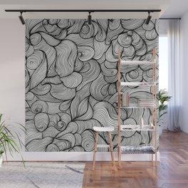 wave dream Wall Mural