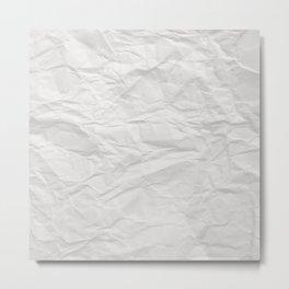 Salvaged Metal Print