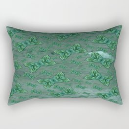 Heaven and Ocean and some clouds Involved. Rectangular Pillow