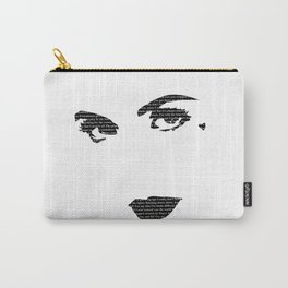 Primadonna Girl Carry-All Pouch