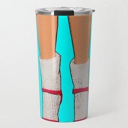 Socks & Stilettos! Travel Mug