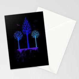 Unsteady Ground Stationery Cards