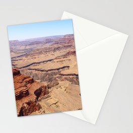 Awesome Grand Canyon View Stationery Cards