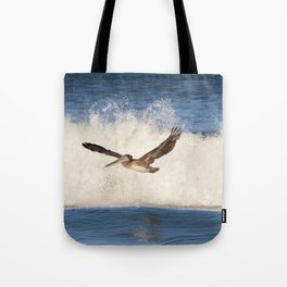 marina pelican Tote Bag