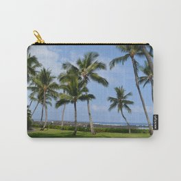 Palm Trees on the Big Island Carry-All Pouch