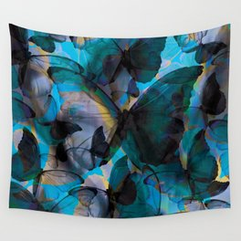 Morpho Wall Tapestry