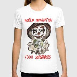 1000 SUB TEE SHIRT T-shirt
