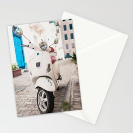 Valletta Streets Stationery Cards