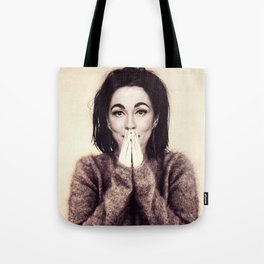 Mommie Bjork Tote Bag