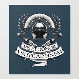 Centurion T Canvas Print