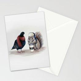 Parker & Dale: The Parkdale Hipsters Stationery Cards