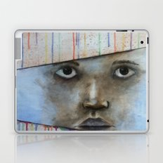 through the colors of life Laptop & iPad Skin