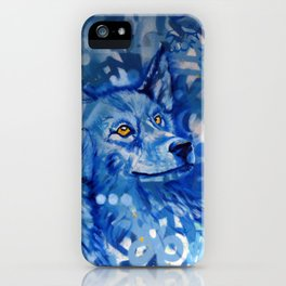 Living On The Edge pt. 1 iPhone Case