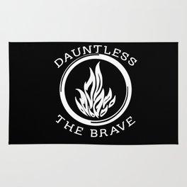Divergent -  Dauntless The Brave Rug