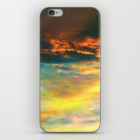 It is Only the End iPhone & iPod Skin