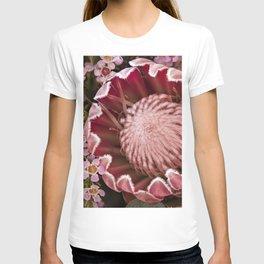 Macro Protea T-shirt