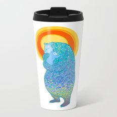 We Are Strong Metal Travel Mug