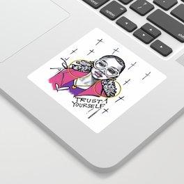 #STUKGRIL AERIN Sticker