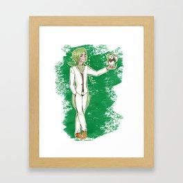 Dartrix Framed Art Print