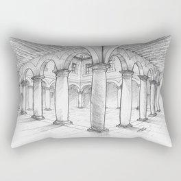 Courtyard Rectangular Pillow