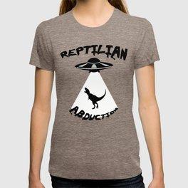 Reptilian Abduction T-shirt