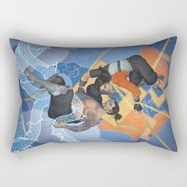 The Devil card - Hanzo Rectangular Pillow
