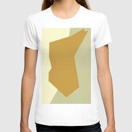 Minimalism Abstract Colors #7 T-shirt