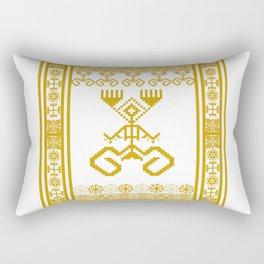 old symbols Rectangular Pillow