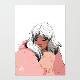 Jimena Canvas Print