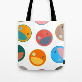 Utterly quackers  Tote Bag