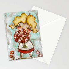 Smells like Spring - by Diane Duda Stationery Cards